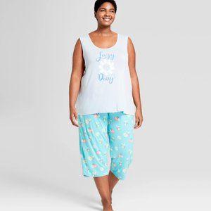 Nite Nite Munki Munki 2pc  Pajamas 1X (16) NEW